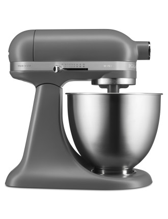 KSM3311 Artisan Mini Stand Mixer- Matte Grey