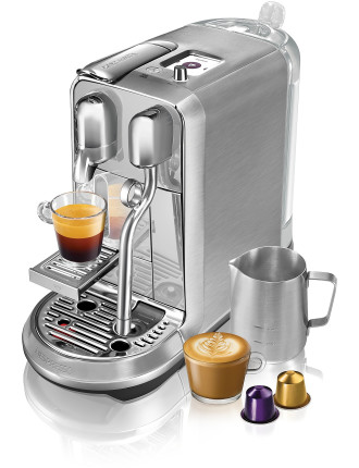 BNE800BSS Creatista Plus Capsule Machine