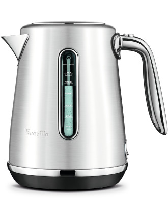 The Soft Top Luxe Kettle - Silver