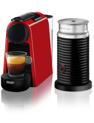 NESPRESSO En85rae Essenza Mini - Red