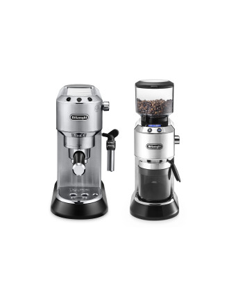 Ec685mpack Dedica Pump Coffee Machine And Grinder