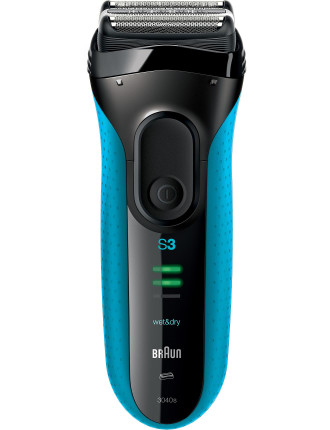 Braun Series 3 Mens Shaver 3040