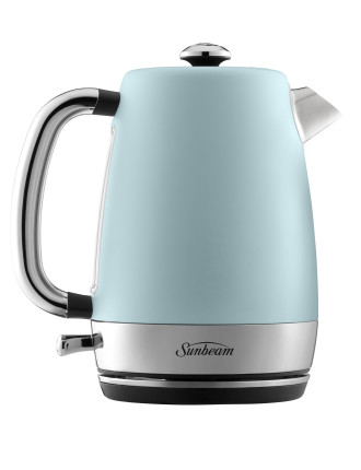 London Collection Kettle Blue