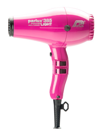 149506 - Parlux 385 Powerlight Ceramic & Ionic Dryer - Pink