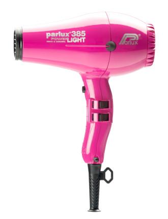 149506 - Parlux 385 Powerlight Ceramic & Ionic Dryer - Pink