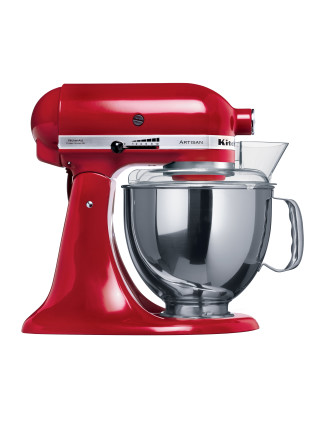 KSM150 Stand Mixer Empire Red