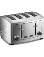 TA9400 Cafe Series 4-Slice Brushed Toaster $169.15