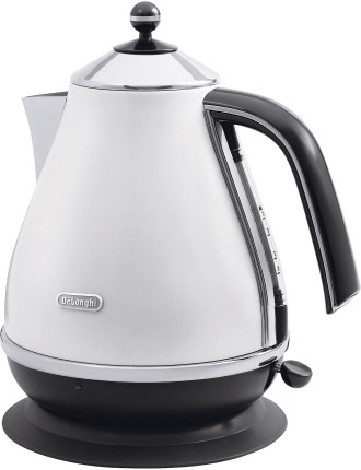 KBO2001W Icona Kettle White