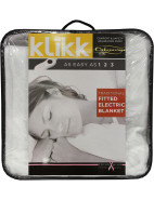 Traditional Fitted King Bed Electric Blanket $169.95