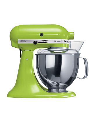 Ksm150 Apple Green Mixer