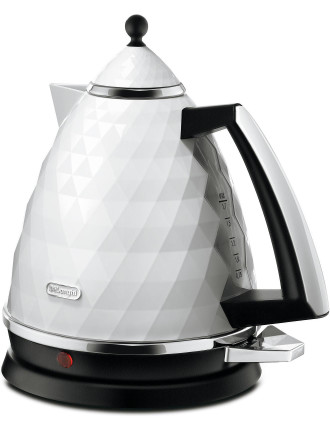 KBJ2001W Brilliante Kettle White