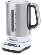 Cafe Series White Variable Temperature Kettle $109.00