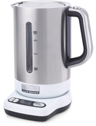 Cafe Series White Variable Temperature Kettle