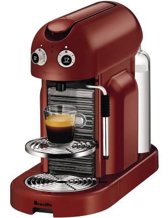 Nespresso Bec800r Maestria Red