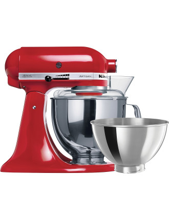 KSM160 Artisan Tilt-Head Stand Mixer in Empire Red
