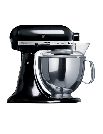 KSM160 Artisan Tilt-Head Stand Mixer in Onyx Black