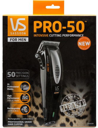 Pro 50 Hair Clipper VS955A