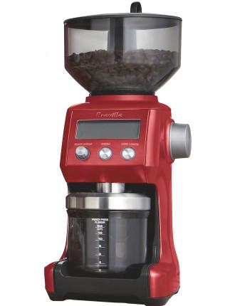 Smart Grinder Digital Coffee Grinder- Cranberry