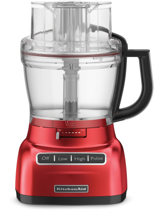 KFP1333 Artisan Exact Slice Food Processor Empire Red