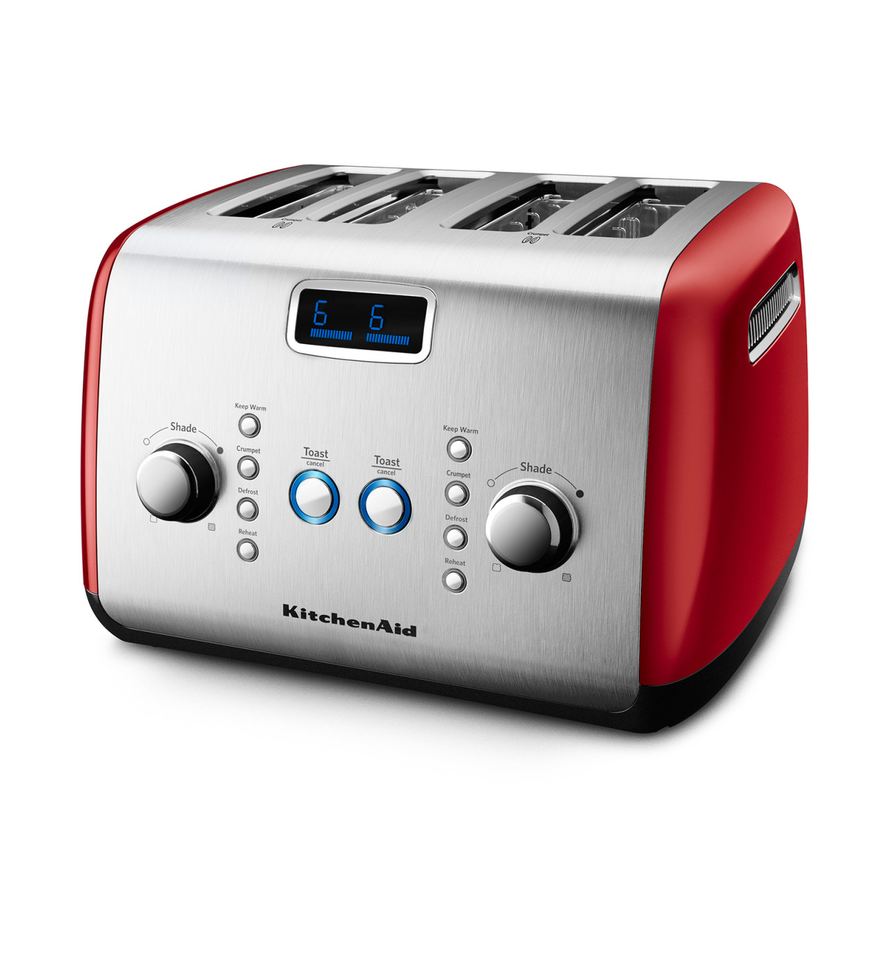 Aldi home sale catalogue special buys stirling 34l microwave oven - Kmt423 4 Slice Red Toaster