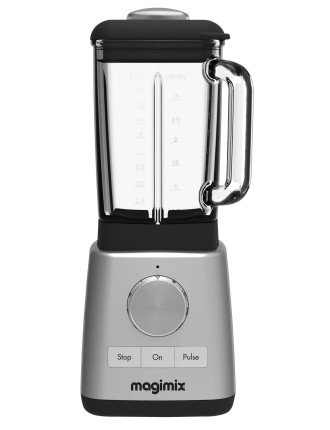 Le Blender Matt Chrome 1.8L With Mini Bowl
