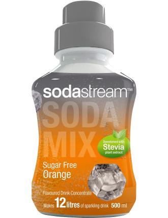 Sugar Free Orange Syrup