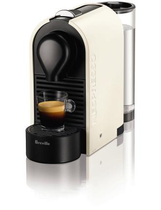 BEC300W Nespresso U Solo - Pure White
