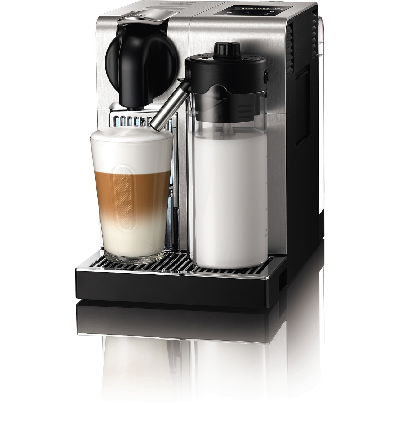Electronic David Jones Coffee Machines nespresso coffee machines david jones en750mb lattissima pro machine metal