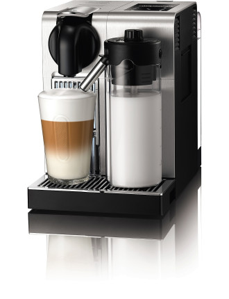NESPRESSO EN750MB Lattissima Pro Coffee Machine Metal
