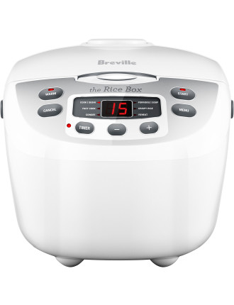 BRC460 Rice Box Rice Cooker 10-Cup
