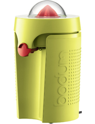 Electric Juicer Lime Green