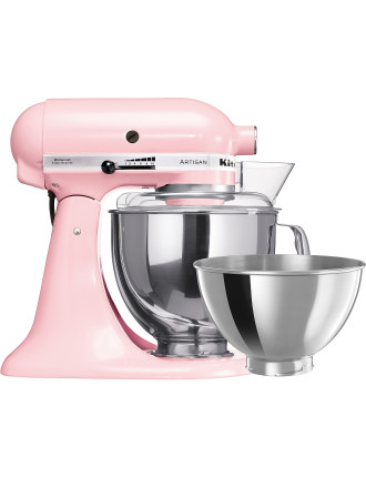KSM160 Artisan Tilt-Head Stand Mixer Pink