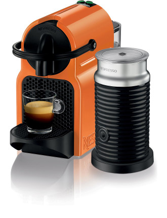 EN80OAE Nespresso Inissia Bundle Orange
