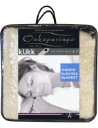 Cosy Sherpa Electric Blanket Qb $239.95