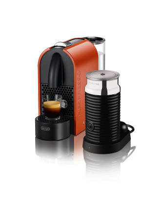 New U Nespresso - Orange