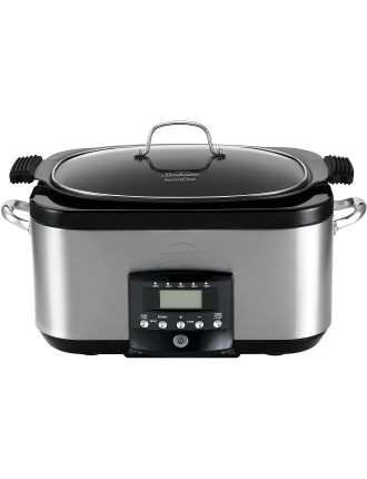 HP8555 Secret Chef Electronic Sear and Slow Cooker 5.5L