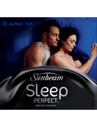 Sleep Perfect King Quilted