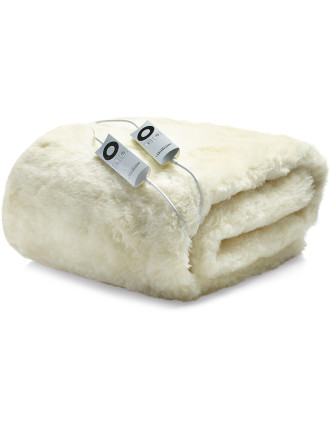 Sleep Perfect Queen Wool Fleece