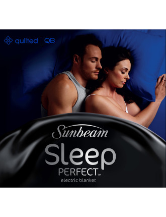 Sleep Perfect Quilted Queen