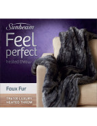 Faux Fur Throw $118.00