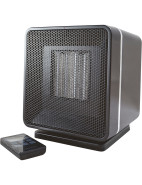 E-Cubo Portable Ceramic Heater Black $199.95