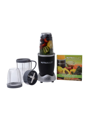 Limited Edition: Piano Black NutriBullet PRO 10pc