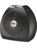 Fan Heater Gloss Black $349.00