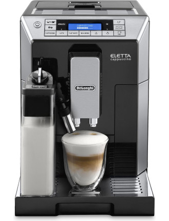 ECAM45760B Eletta Black Cappuccino machine