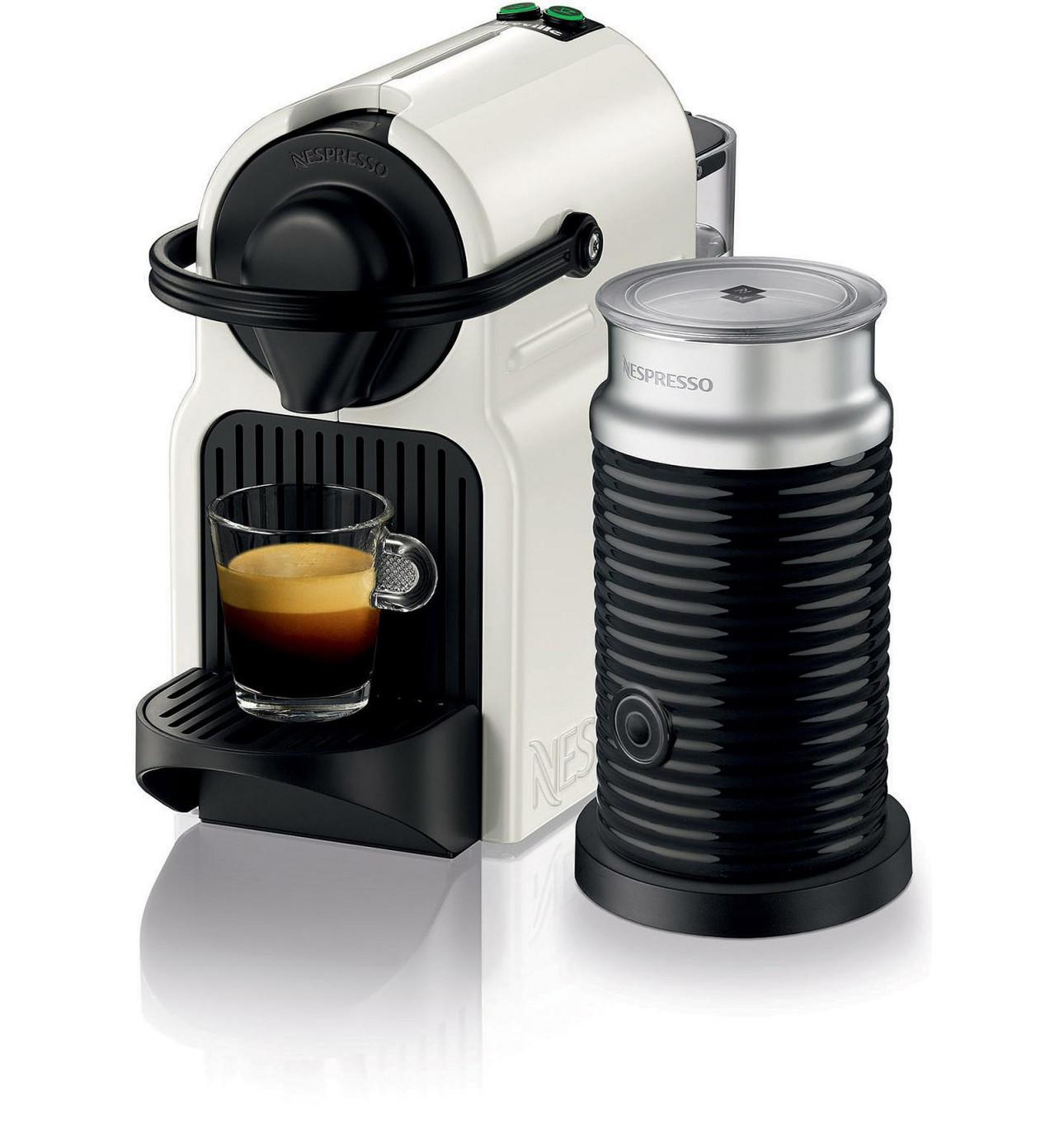 Electronic David Jones Coffee Machines david jones coffee machines grinders delonghi nespresso bec200xw inissia machine bundle white