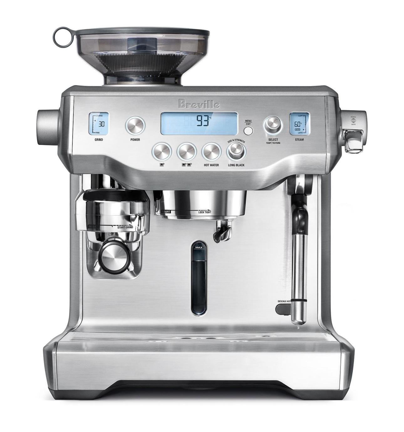 Electronic David Jones Coffee Machines david jones coffee machines grinders delonghi bes980 the oracle espresso machine