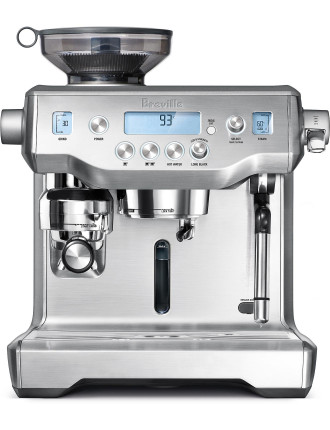 Bes980 The Oracle Manual Auto Espress Machine