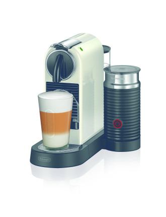 NESPRESSO EN267BAE Citiz & Milk - White