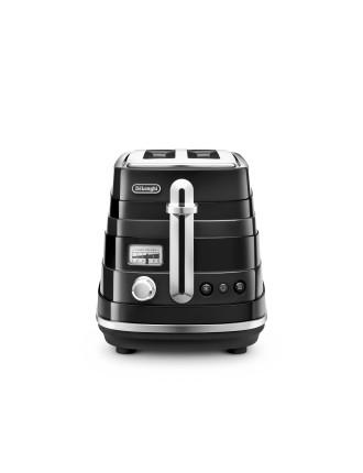 CTA2003BK Avvolta 2 Slice Toaster Black