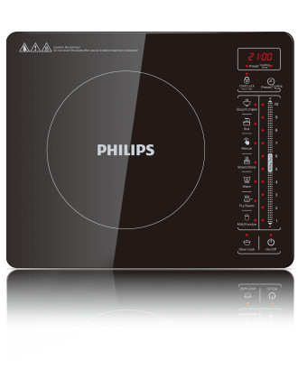 HD4992/72 Ultra Thin Induction Cooktop Portable